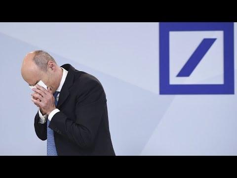 deutsche bank en crisis? Colapso en español