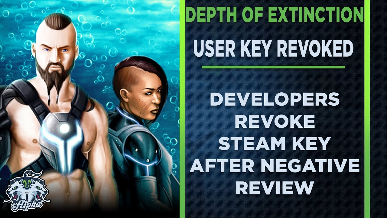 SteamWatch - The Steam Key Revoking System is a Problem