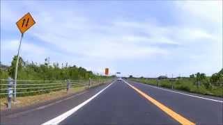 東金九十九里(有料)道路~九十九里(有料)道路「波乗り道路」東金~片貝まで