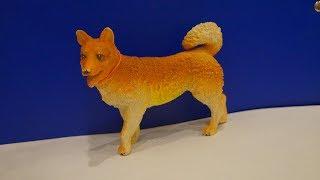 Моя коллекция фигурок животных #1(собаки и кошки)