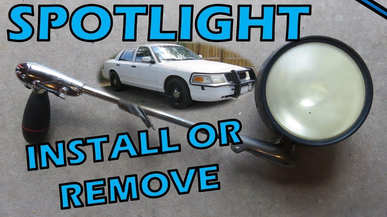 Unity Police Spotlight Remove Or Fix Youtube