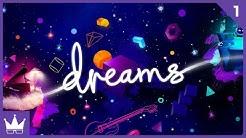 Twitch Livestream | Dreams [PS4]