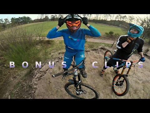 Bonusclips: Testing the pole mount & some runs with Felix -subtitled-