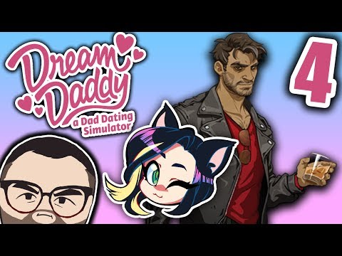 ► Dream Daddy: A Dad Dating Simulator ► BAD DAD! ► PART 4 - Kitty Kat Gaming - Duur: 13:38.