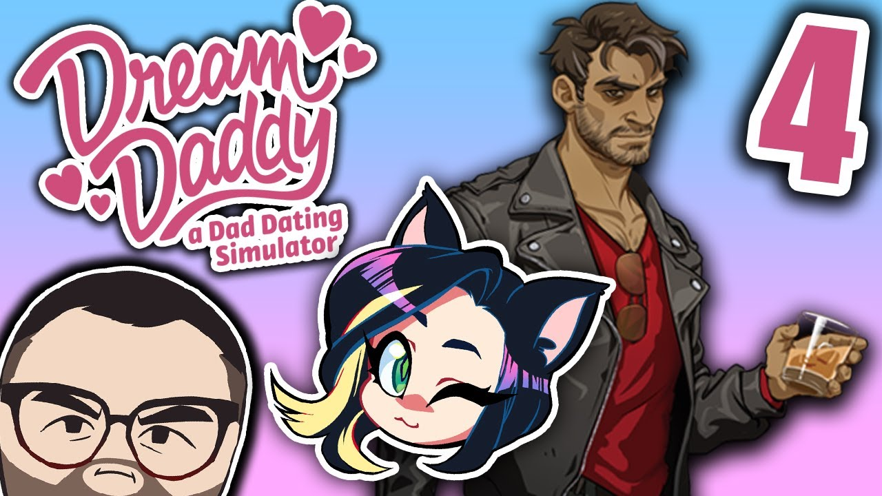 Dream daddy: a dad dating simulator characters in game