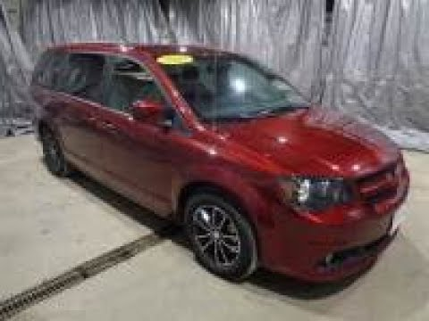 2019 Octane Red Dodge Grand Caravan Gt At3093 Motor Inn Auto Group Youtube
