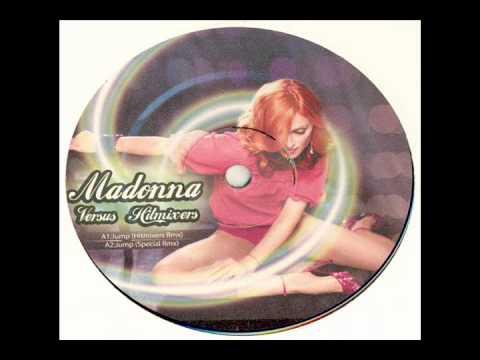 Madonna vs Hitmixers - Jump (special remix)
