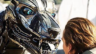 AXL Bande Annonce (Chien Robot, 2018) Film Netflix