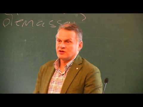 Tulevaisuuden tutkija Markku Wilenius