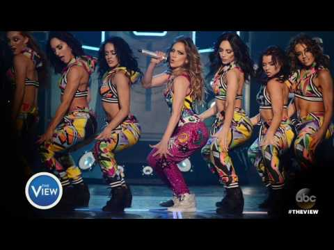 Jennifer Lopez Talks Passion For Dance, Inspiration for 'I'm Glad' | The View
