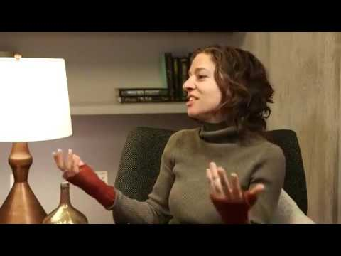 Ani DiFranco talks about Donald J. Trump, the election, her new music and more.