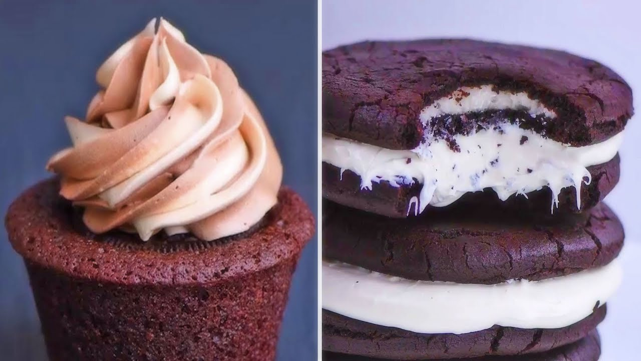 Best Oreo Treat Ideas | Homemade DIY Dessert Ideas by So Yummy