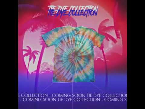 Released tie dye shirts for you