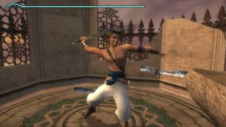 Prince of Persia: The Sands of Time [Gameplay HD] widescreen 16:9 (The Setting Sun)