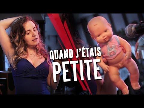 QUAND J'ETAIS PETITE - Swann Périssé