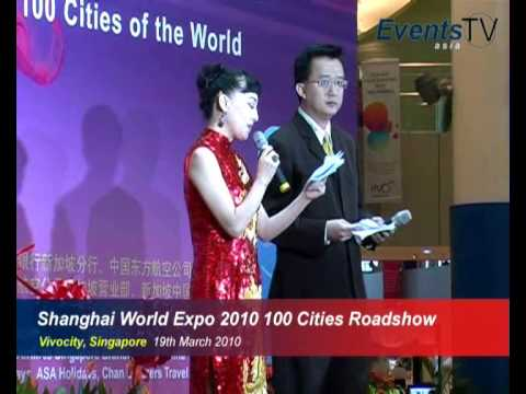 Shanghai World Expo 2010 Tourism Promotional Campaign