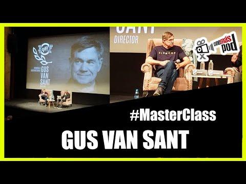"Conferencia magistral con Gus Van Sant ""Master Class"""