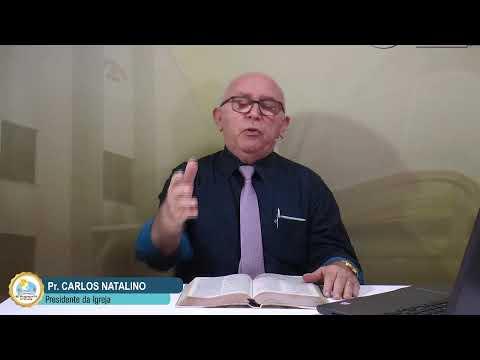 PASTOR CARLOS NATALINO  MENSAGEM AS MÃES