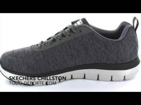 Skechers Chillston. Todo