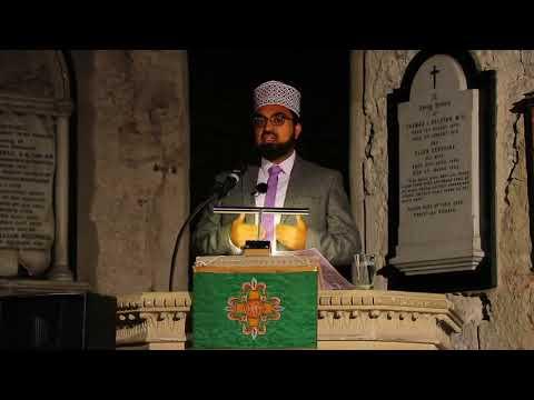 Shaykh Dr  Umar Al Qadri   Limerick Civic Trust Autumn Lecture Series