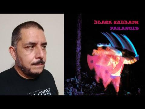 BLACK SABBATH - Paranoid ÁLBUM CLÁSICO obra maestra comentario reseña
