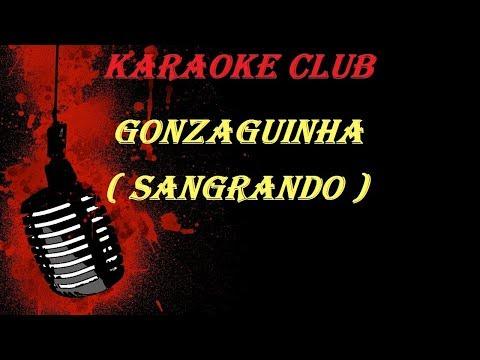 GONZAGUINHA - SANGRANDO ( KARAOKE )