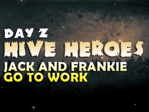 Hive Heroes Episode One: Jack and Frankie go to work!