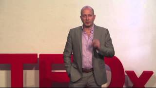 Imagine the world without colour: Simon Faure-Field at TEDxWeldQuay 2013