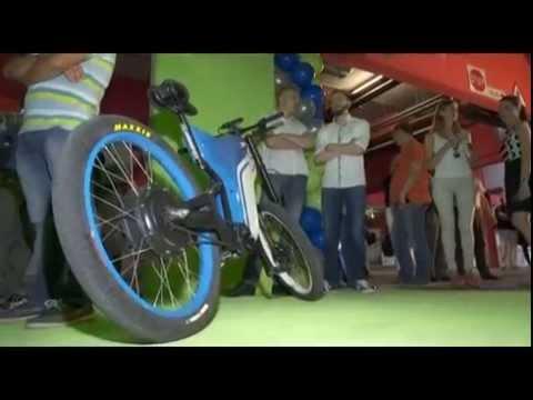 Otvorenje prve električna punionice vozila u gradu Rijeci - PARKING TIM (Kanal Ri-Dnevnik)
