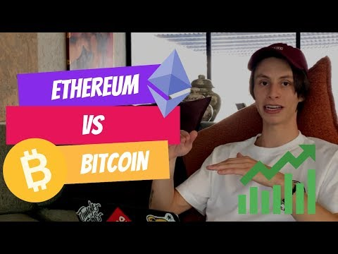 bitcoin vs etherium