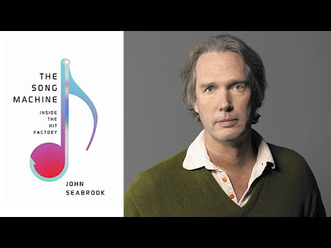 John Seabrook on The Song Machine: Inside the Hit Factory at 2015 Miami Book Fair