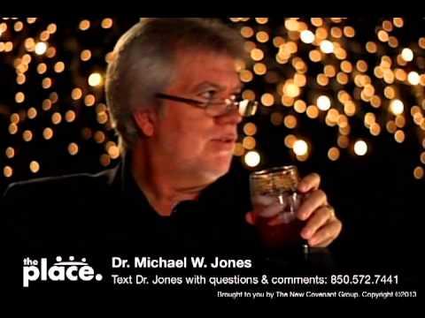 Dr. Michael W. Jones - John 3:16?