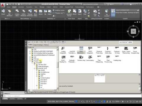 Wiring Diagrams In Autocad Youtube