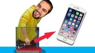 iPhone'u Kutudan Çıkar Senin Olsun - Bunu Yapmak Çok Zor
