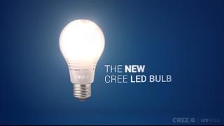 a19 led bulb   cree