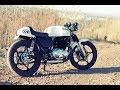 Suzuki GS450 exhaust sound compilation