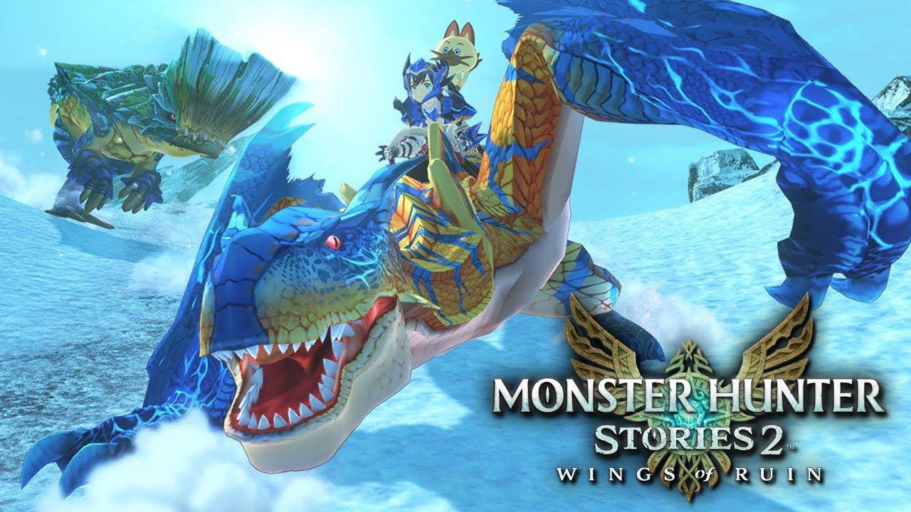 Why We're Still Enjoying Monster Hunter Stories 2