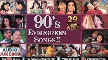 Bollywood 90's Evergreen Songs | Jukebox | Superhit Hindi Collection | Hindi Movie Songs