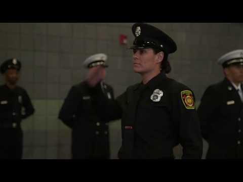 Los Angeles City Fire Department Recruit Class 19-1 Graduation   April 9, 2020