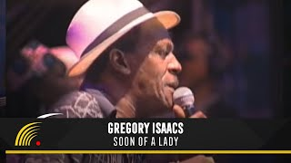 Gregory Isaacs - Soon Of a Lady - Live Bahia Brazil
