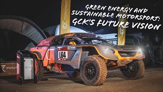 Green energy and sustainable motorsport: GCK's Future Vision