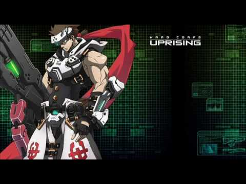 Contra Hard Corps - Uprising SOUNDTRACK