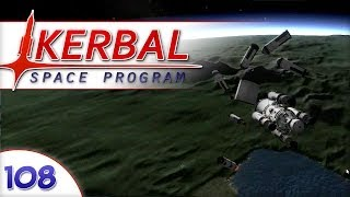 Kerbal Space Program - E108 - ROYAL Pain in the Asteroid