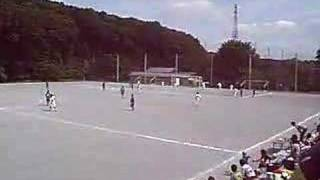 FC町田ゼルビア・ツヴァイテvs成蹊クラブ(上の原グランド)