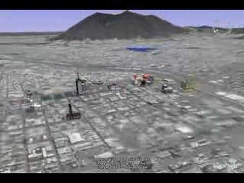 Monterrey 3D (1 De 2)