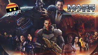 MASS EFFECT GAMEPLAY XBOX 360 : retour sur une trilogie exceptionnelle, émouvante et fantastique !