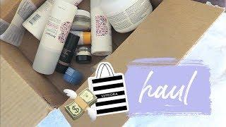 Sephora + Amazon Haul! + Vlog
