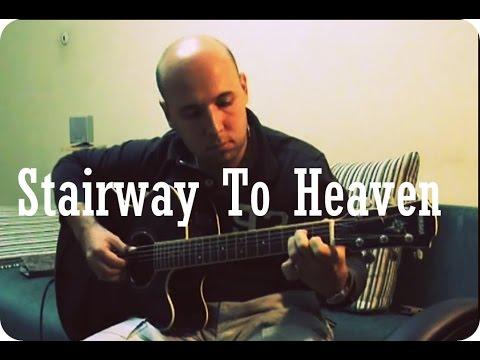STAIRWAY TO HEAVEN: Fingerstyle Guitar Tab - GuitarNick.com