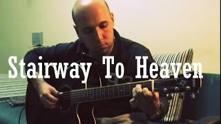 Stairway to Heaven /Guitar Cover Led Zeppelin/ Pass2hoff Vasya