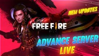 ADVANCE SERVER || ALL NEW UPDATES || Garena Free Fire - Desi Gamers